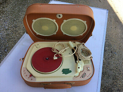 Former Turntable Teppaz Model Octave Whiskey Old Saddle Flat Casual Ladies Very