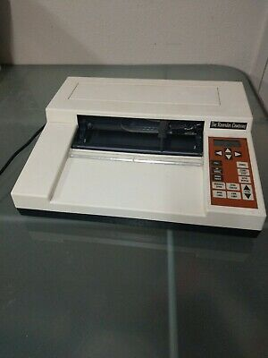 Recorder Company Model 4510 Microscribe Stripchart Recorder