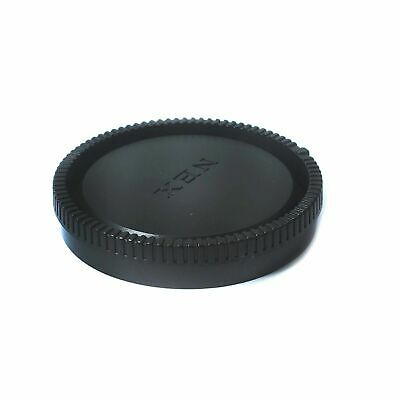 Rear Lens Cap Cover Protector for Sony E-mount NEX NEX-5 NEX-3 5R a5000