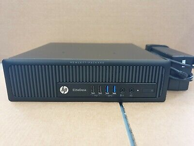 Sale !!!! Hp T820 Thin Client + Psu ( Dual Core / 32Gb / 4Gb / W7E ) J4D56Es#Abu