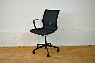 BOSS Design Kara Mesh Office Swivel Chair [Black] 22 Available