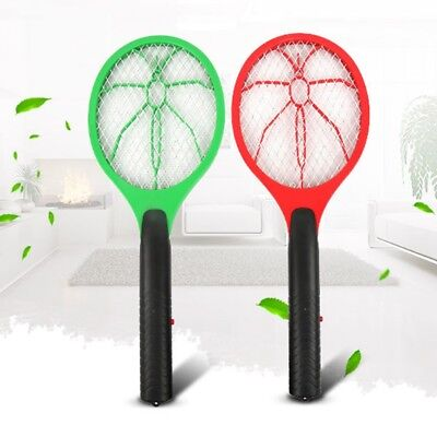 Mosquito Killer Electric Tennis Bat Racket Insect Fly Bug Zapper Wasp Swatter