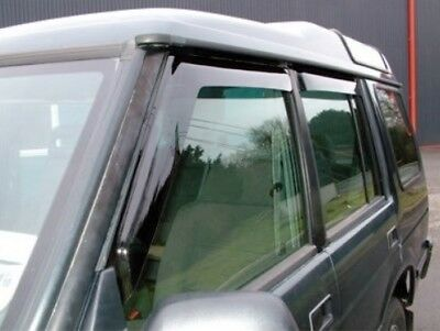 Land Rover Discovery 1 Range Rover Classic Wind Deflector Kit- DA6070