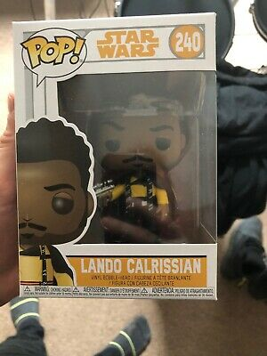 Funko Pop Vinyl - Star Wars - Lando Calrissian