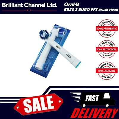 Oral-B EB20 2 EURO FFS Precision Clean Brush Head