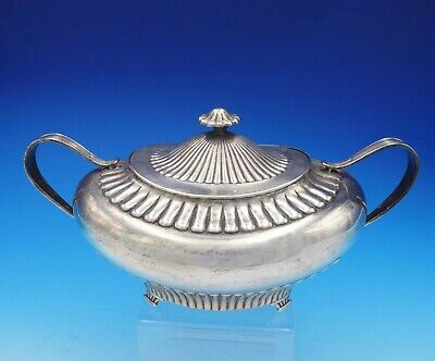Cordova by Towle Sterling Silver Soup Tureen Covered Footed Fluted #1812 (#3581)