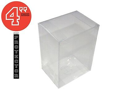 "Funko Pop Protector 4"" clear vinyl protector box."