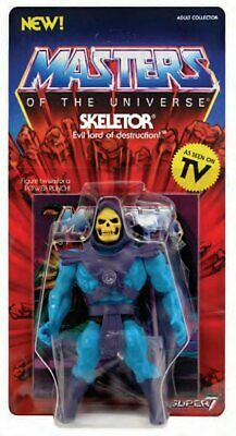 MASTERS of the UNIVERSE VINTAGE COLLECTION WAVE 1 SKELETOR 14 cm Action Figures