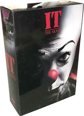 """Neca It 1990 Ultimate Pennywise Version 2 7"""" Action Figure"""