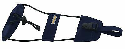 Travelon Bungee Organizer Bag Portable Secure Travel Luggage Strap Multi-Bag New