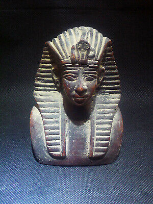EGYPTIAN ANTIQUES ANTIQUITIES Tutankhamun Statue Figure Sculpture 1549-1101 BC