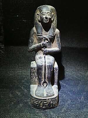 EGYPTIAN ANTIQUES ANTIQUITIES Taosir Ta-Wsir Sculpture Statue Figure 662-525 BC