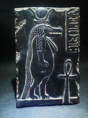 EGYPTIAN ANTIQUES ANTIQUITY Stela Stele Stelae 1549-1325 BC