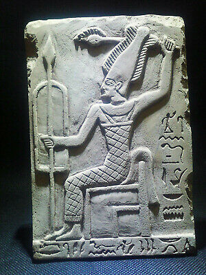 EGYPTIAN ANTIQUES ANTIQUITY Stela Stele Stelae 1549-1344 BC