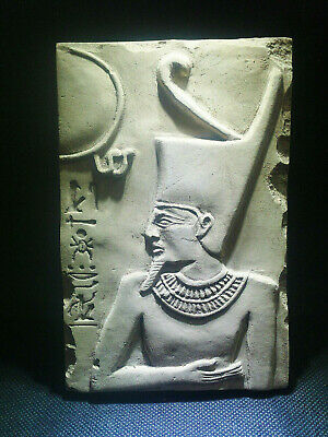 EGYPTIAN ANTIQUES ANTIQUITY Stela Stele Stelae 1549-1335 BC