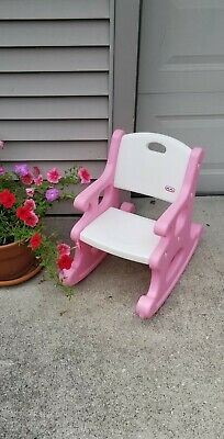 Cool Vintage Little Tikes Rocking Chair Blue White Victorian Gmtry Best Dining Table And Chair Ideas Images Gmtryco