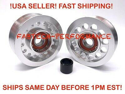 83MM SUPERCHARGER PULLEY AMG mercedes M113K E55,CLS55,S55