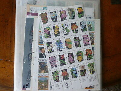 Mint NH U S Discount Postage With Face Value of $96.97 > 66 %