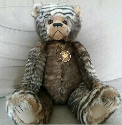 Charlie Bears 🐻 Otto BRAND NEW WITH TAGS 🐻