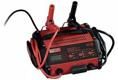 Ultimate speed Battery Charger with Jump start function ULG 12 B3