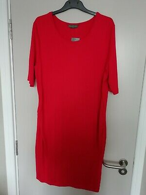 New Mothercare Blooming Marvellous Red Maternity Pregnancy dress size 20