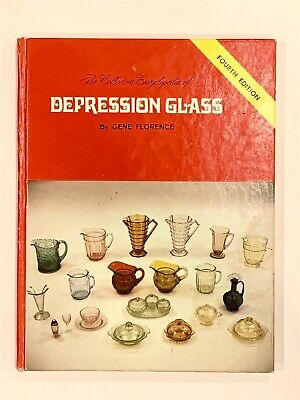 Depression Glass Encyclopedia, 1979, 4th Edition
