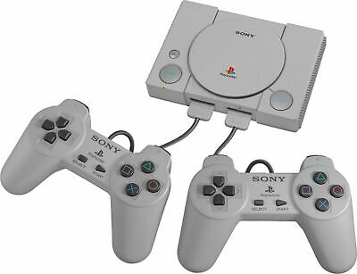 Sony (3003868) PlayStation Classic Console, - (Refurbished) (No Power Adapter)