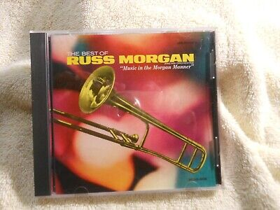 Best of Russ Morgan and ORCHESTRA (CD, 2003) 24 Tracks! **GEM MINT**