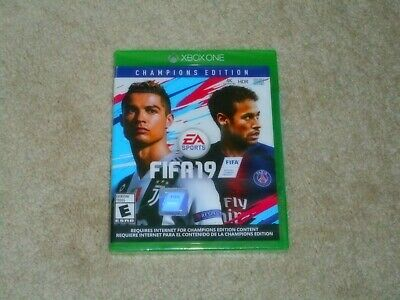 Fifa 19 Champions Edition...xbox One...***Sealed***Brand New***!!!!!