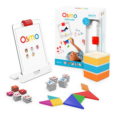 New Osmo Genius Kit - Digital Learning in the Real World