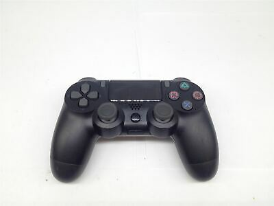 Sony PLAYSTATION 4 Dualshock 4 Ricambio Wireless Controller Nero Testato