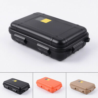 ABS Plastic Outdoor Shockproof Sealed Waterproof Storage Case Tool Dry Box L/S