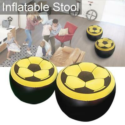 Plane Train Travel Inflatable Foot Rest Stool Portable Pad Footrest Pillow Bed