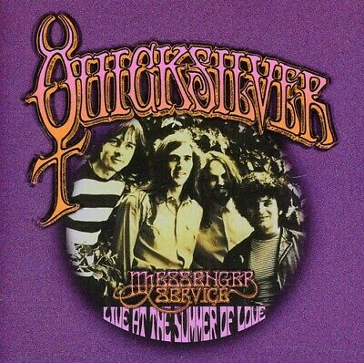 Quicksilver Messenger Service - Live From The Summer Of Love (CD Used Very Good)