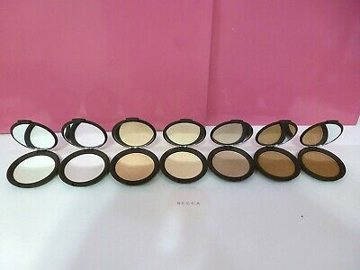 BECCA Shimmering Skin Perfector Pressed Highlighter .28oz Full Size Choose Shade
