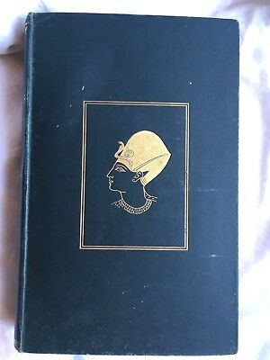 RARE Egypt Under the Pharaohs 1891 by  Heinrich Brugsch-bey