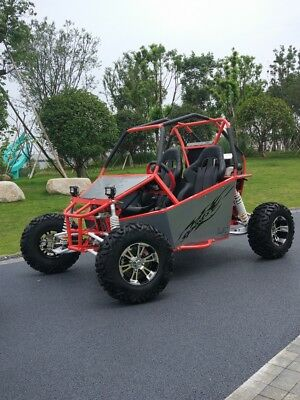 Scorpion 450cc, off road  Go kart, buggy twin seater  4 speed manual clutch 45HP