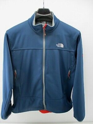 7e322a189 THE NORTH FACE Summit Series Mens Windstopper Soft Shell Fleece Lined  Jacket Lg