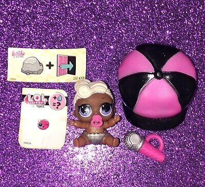 New LOL Surprise Series 3 Lil Sisters LIL FUNKY QT AUTHENTIC US SELLER