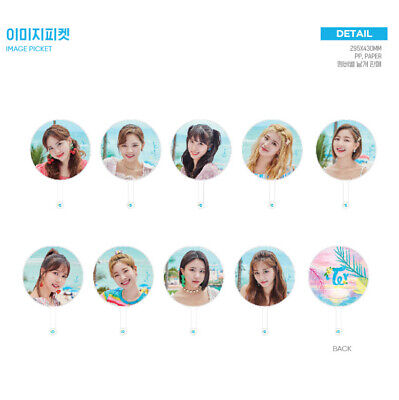 [Pre-order]TWICE Official IMAGE PICKET Twaii's Shop POP UP STORE Goods MD Select