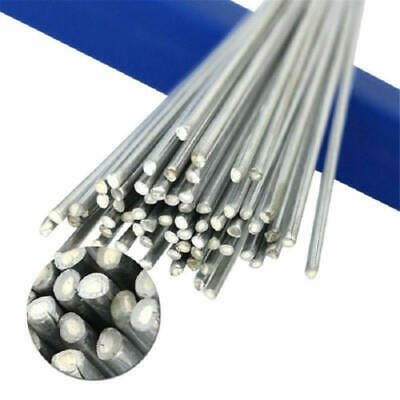 50PCS Low Temperature Aluminum Welding Solder Wire Brazing Repair Rods Hot
