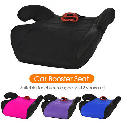 Car Booster Children Sturdy Seat Chair Cushion Pad For Toddler Kids Child Baby