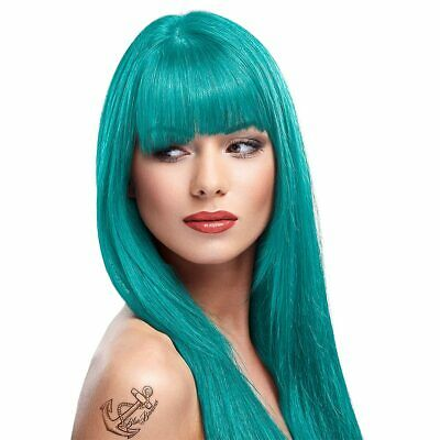 La Riche Directions Turquoise Vivid Colour Semi-Permanent Hair Dye 88ml