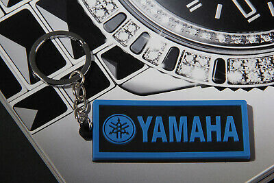 Motorcycle Rubber Keychain Keyring For 1999-2002 Yamaha YZF R6