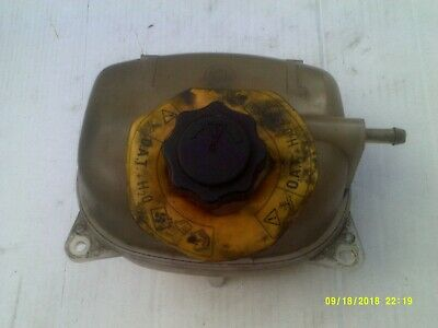 MG TF, Coolant header tank & cap,  02 - 07 models