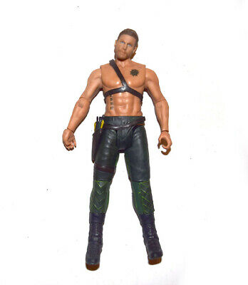 DC Collectibles DCC CW's TV Series The Arrow Oliver Queen Loose Action Figure