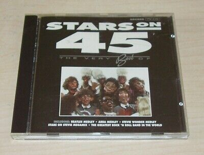 STARS ON 45 The Very Best of CD 1991 Arcade