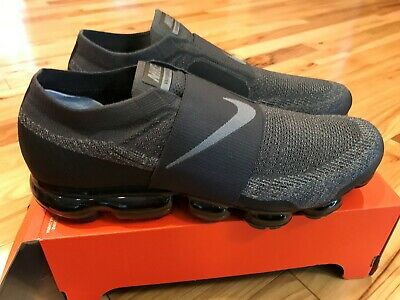 Nike Air Vapormax Flyknit Moc Midnight Fog Dark Stucco Size 15
