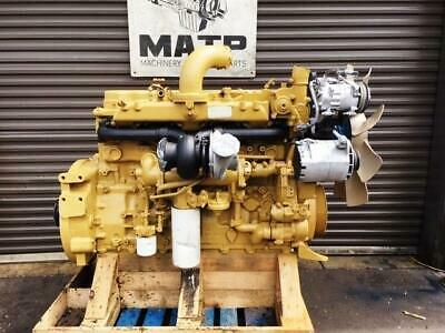 CATERPILLAR C15-6NZ - 348k After Rebuild - FULLY TESTED