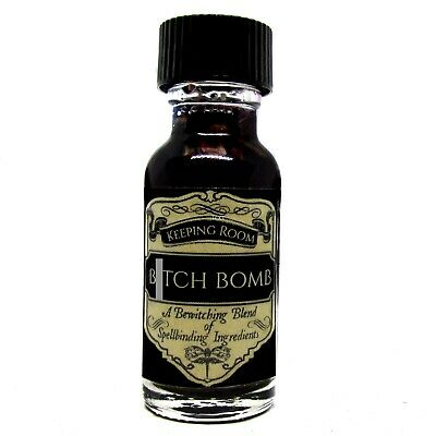 Curse Hex War Revenge Oil Witchcraft Magic Hoodoo Anointing Oils